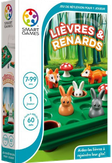 LIEVRES ET RENARDS +7 ans