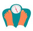 Adelgaza al ritmo adecuado con weight checker app