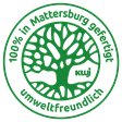 KWJ Gütesiegel - umweltfreundlich - nachhaltig