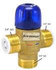 Brauchwassermischventil 35-70°C