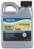 Bottle of Sealer's Choice Gold penetrating sealer by AquaMix
