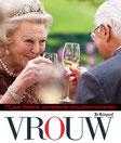 opvallende etiquettemomenten Koningin Beatrix, Etiquette expert Gonnie Klein Rouweler VROUW Telegraaf
