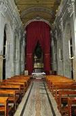 Parrocchia di Sissa chiesa assunzione M. Vergine - interno