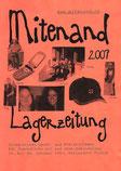 Lagerzeitung 2007