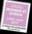 Stage musique et aviron, A vous de jouer