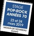 Stage Pop Rock Années 70, A vous de jouer