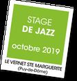 Stage de Jazz, A vous de jouer