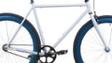 bici fixed bike telaio acciaio