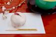 薯蕷饅頭・桜