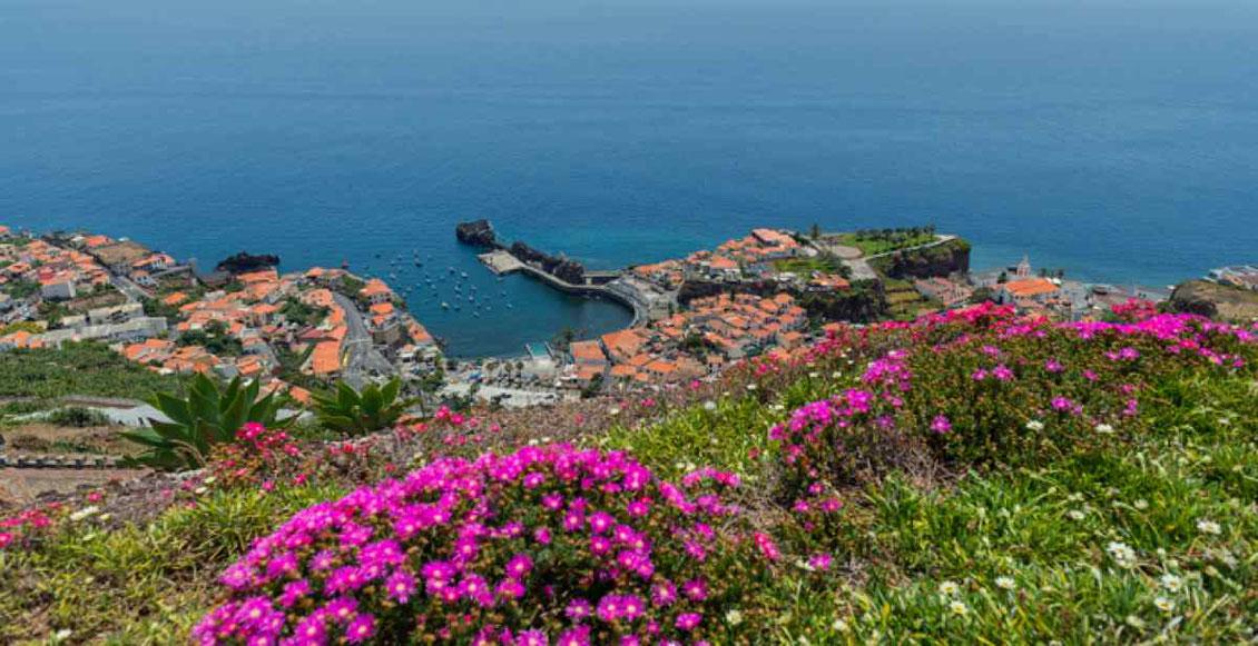 Pico da Torre auf Madeira Aussicht