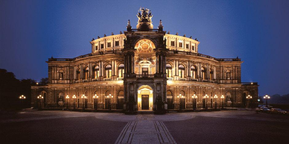 Konzert- Opern- und Ballettreisen