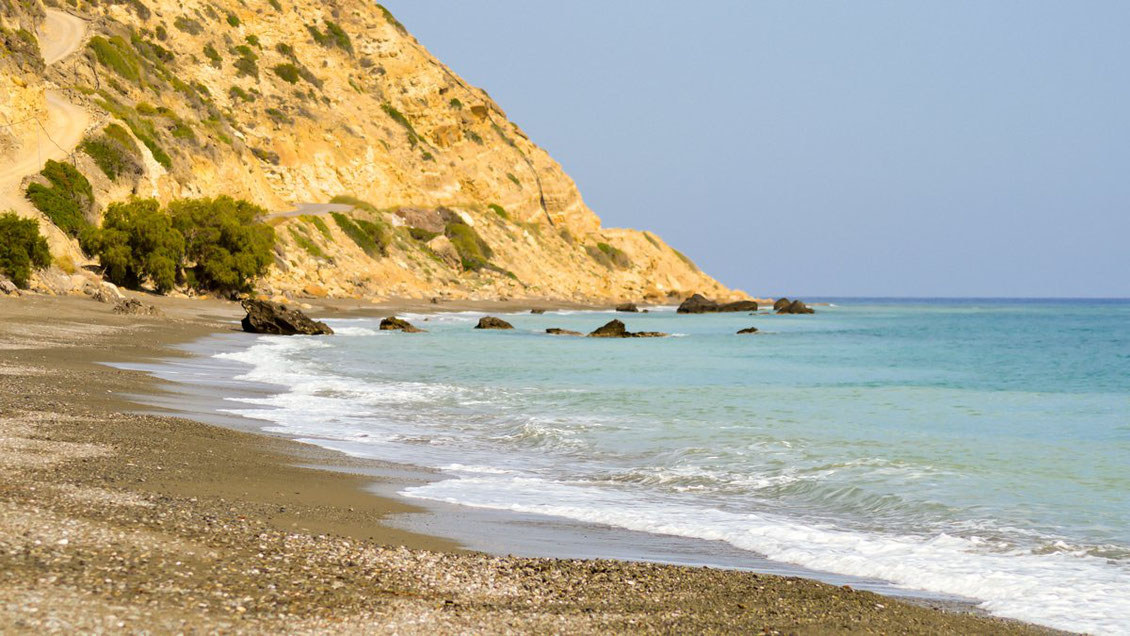 Agios Pavlos auf Kreta