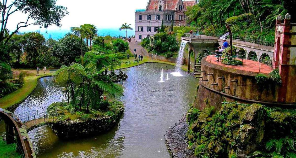 Madeira Garden