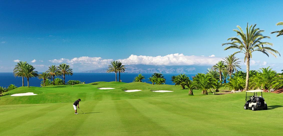 Golf Las Americas Teneriffa