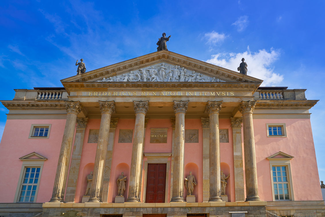 Staatsoper Berlin / Quelle StockPhotos