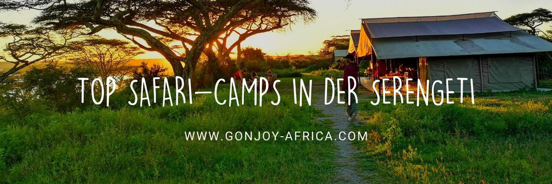 Safari-Camp Serengeti Tansania