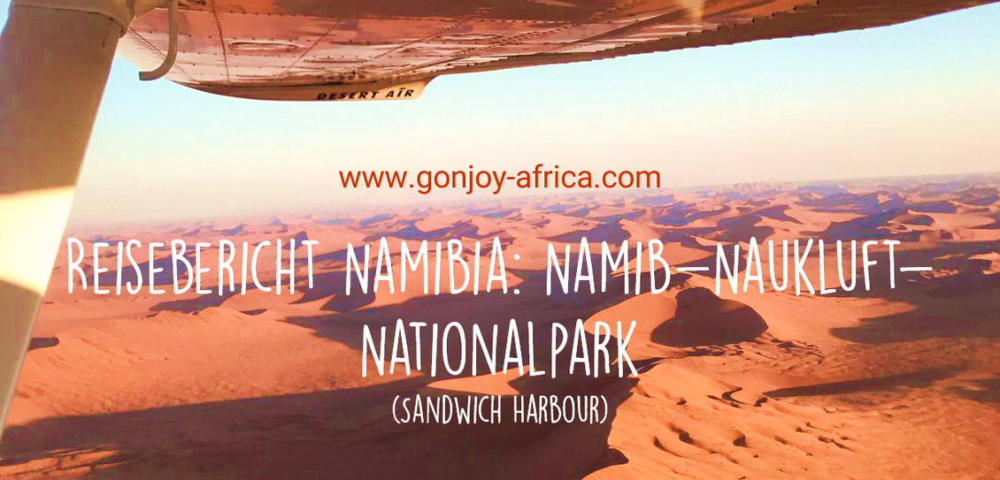 Reisebericht Namibia Reise Namib Naukluft