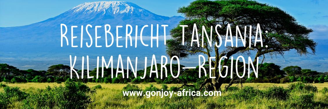 Reisebericht Safari in Tansania