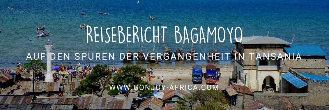 Bagamoyo Tansania