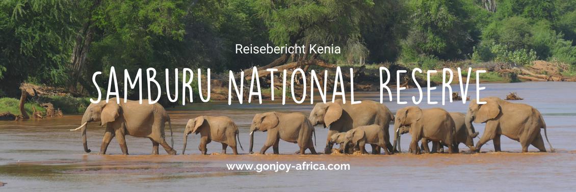 Reisebericht Kenia Safari in Samburu
