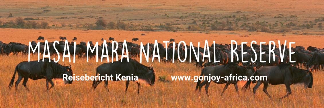 Reisebericht Masai Mara Kenia