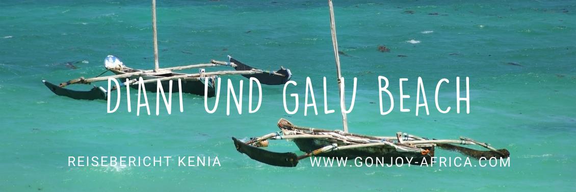 Reisebericht Diani Beach Kenia