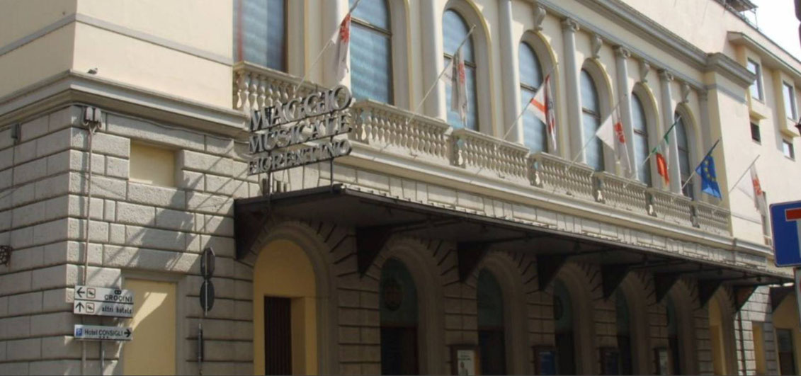 Teatro de Maggio Musicale Florenz