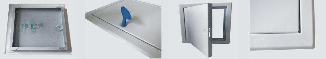 Heika-Softline Solid mit Vierkantverschluss