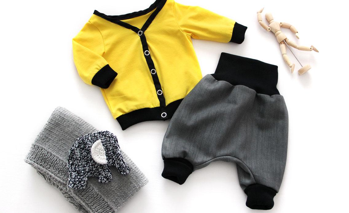Baby Set Lemonist Swirly Blog über Diy Nähen Basteln