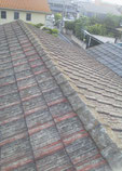 屋根の貼り替え工事