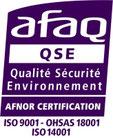 Afaq Qualité Sécurité environnement