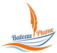 Bateau Plume - Ateliers d'écriture - Logo