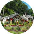 Reparatur rund um den Garten und Landschaft: Zaun, Rasen, Terrasse, Gartenhaus, Gartenlaube, Teich, Gartenteich, Fischteich, Swimmingpool,  Schwimmbad, Treppen und Geländer reparieren.