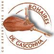 Cd Répertoire Bohaires de Gasconha 2008