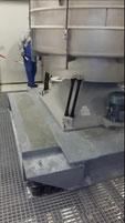 Taumelsiebmaschine