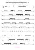 Rhythmusübungen Musik