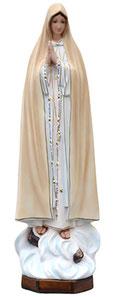 Our Lady of Fatima statue cm. 60