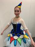 2019 Victoire神戸 中学生の部 第8位 仲田毬乃