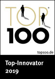 exorbyte ist TOP 100-Innovator 2019