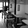 カフェスペース座席