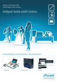 Titelbild Broschüre: Agenturen & Freiberufler