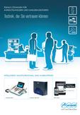 Titelbild Broschüre: Kanzleien & Agenturen