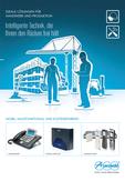 Titelbild Broschüre: Handwerk, Immobilien & Baubranche