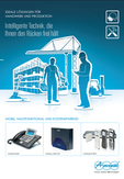 Titelbild Broschüre: Ingenieure & Berater