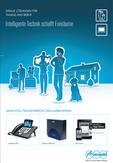Titelbild Broschüre: Behörden & Verbände, Bildung & Familie