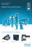 Titelbild Broschüre: Dienstleistungen