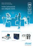 Titelbild Broschüre: Touristik, Hotels & Gastronomie