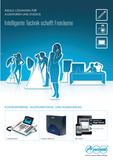 Titelbild Broschüre:Kunst & Kultur, Medien & Werbung