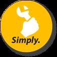 crawlster®BTA Button SIMPLY