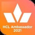 HCL Ambassdor 2021